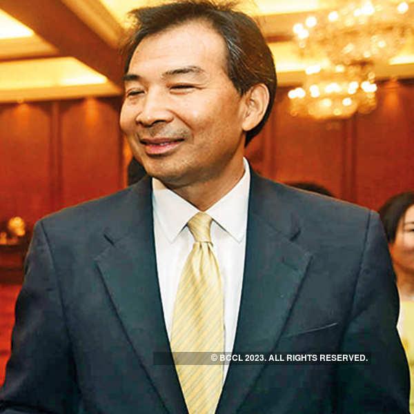 Chinese ambassador to India Luo Zhaohui