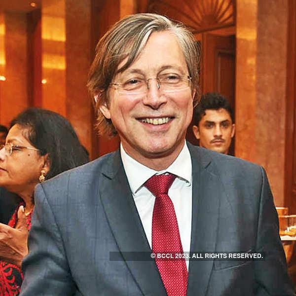 Belgian ambassador Jan Luykx