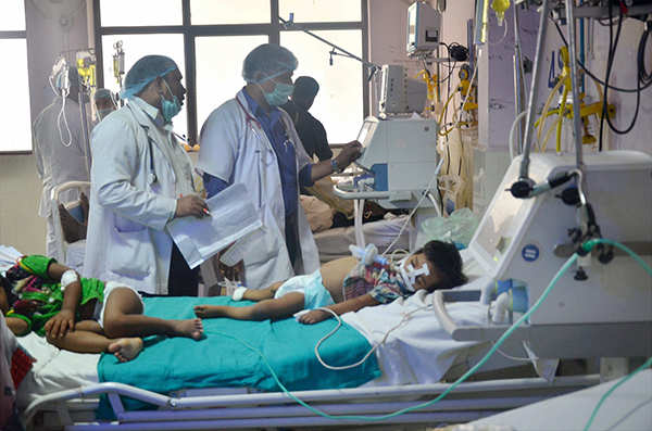 Gorakhpur hospital horror continues: Toll rises to 290 this August