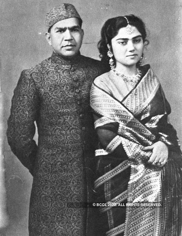 Rare pictures of Indian presidents