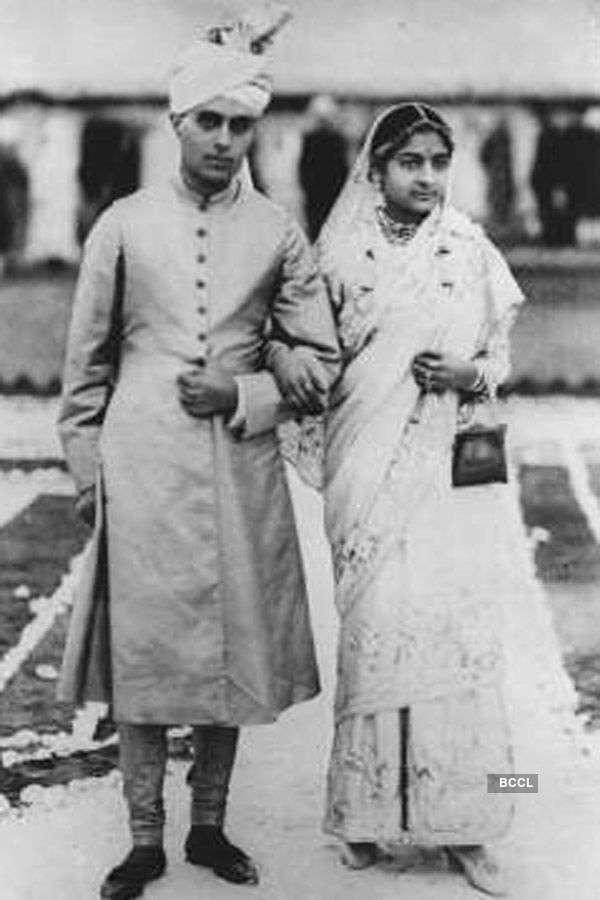 Rare pics of Pt. Jawaharlal Nehru