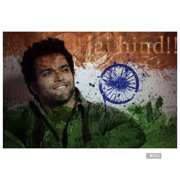 Celebrities wish happy Independence Day
