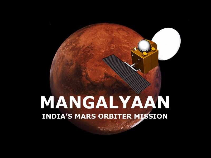 India's first mission to mars- Mangalyaan