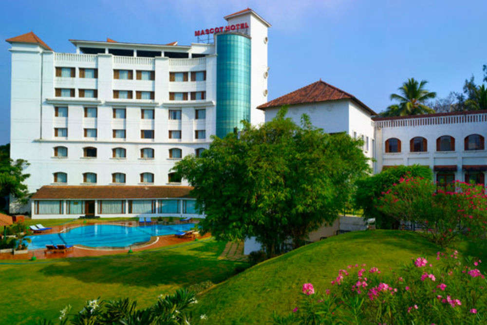 KTDC Mascot Hotel, Thiruvananthapuram