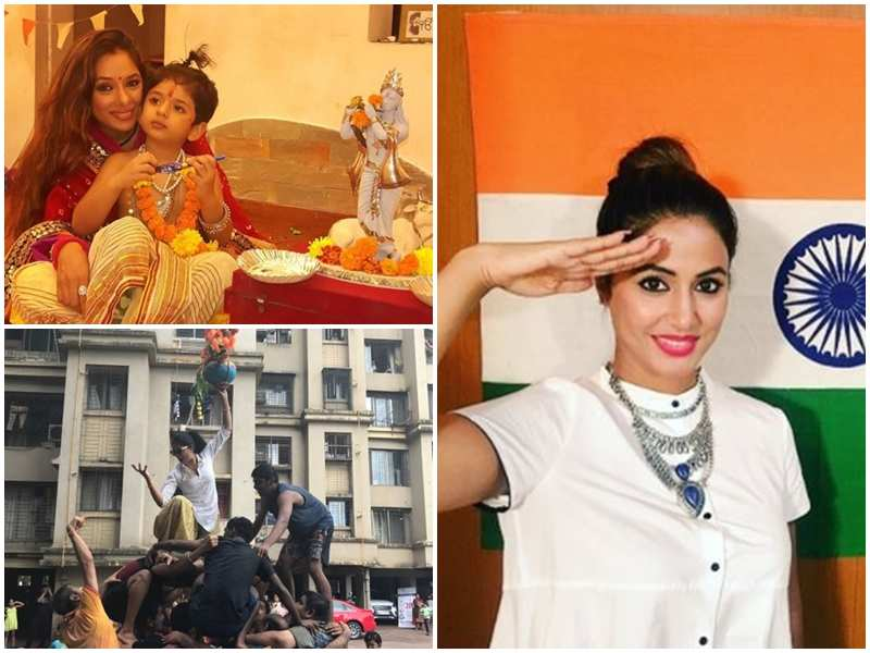 From Independence day to Dahi Handi and Janmashtami
