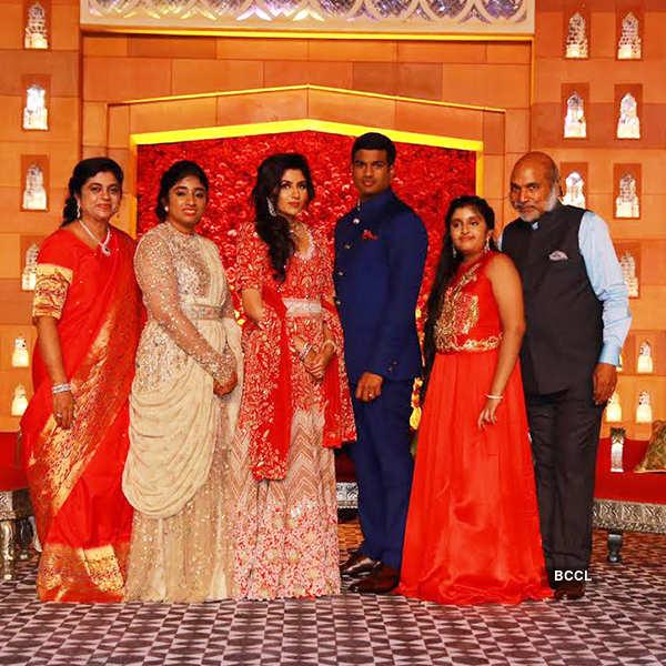 Ramoji Rao's granddaughter's big fat wedding