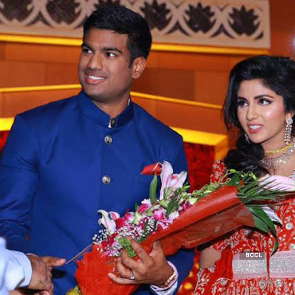 Ramoji Rao's granddaughter's big fat wedding