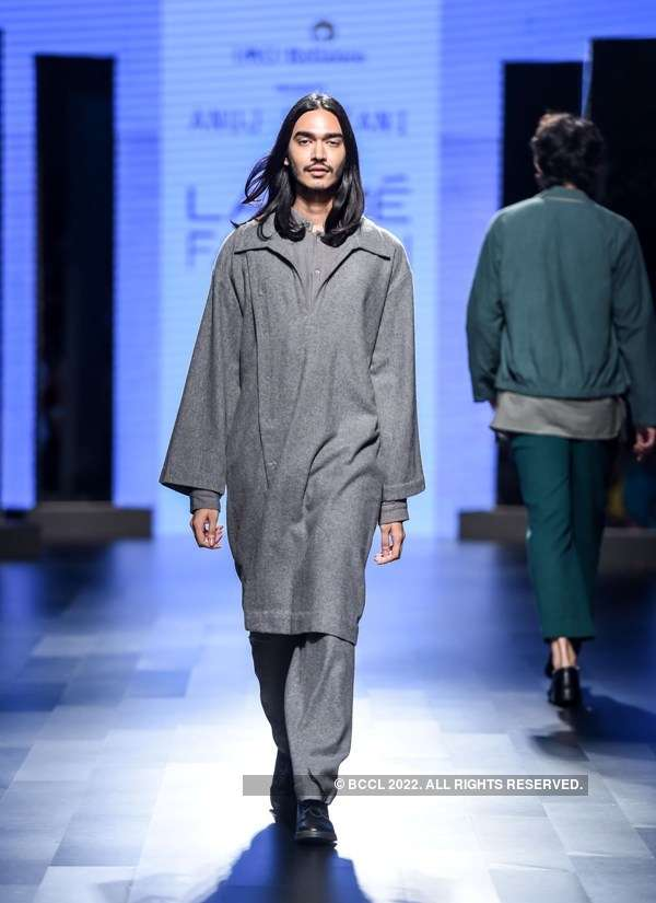 LFW '17: Day 2 – Anuj Bhutani