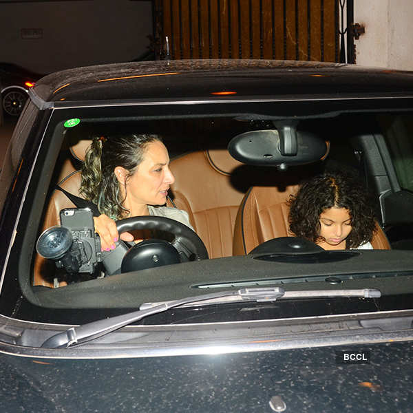 Celebs attend Ritesh Sidhwani's party