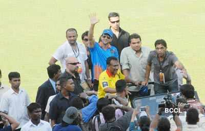 IIFA '10: Celebrity cricket match
