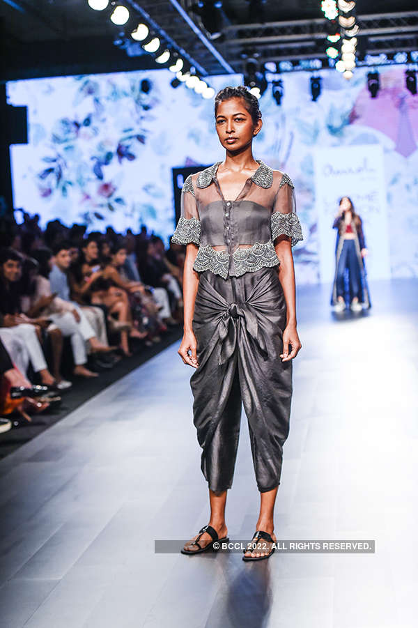 LFW '17: Day 5: Amoh By Jade
