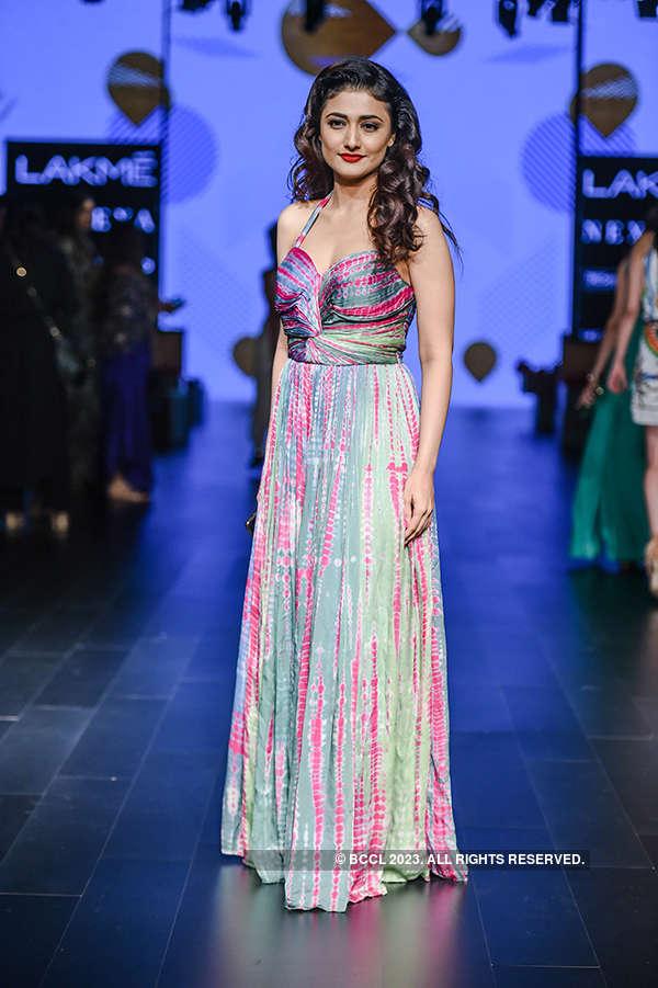 Celebs dazzle at Lakme Fashion Week 2017