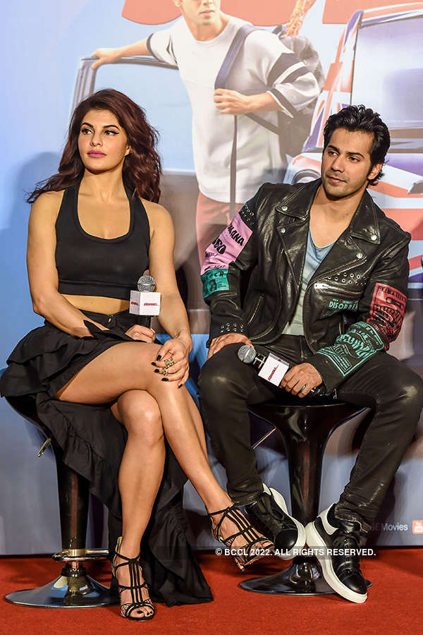 Judwaa 2: Trailer launch
