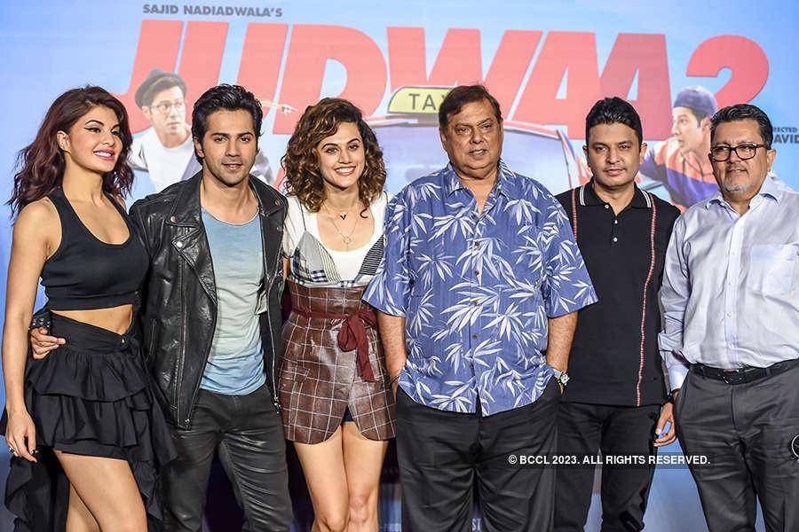 Judwaa 2: Trailer launch