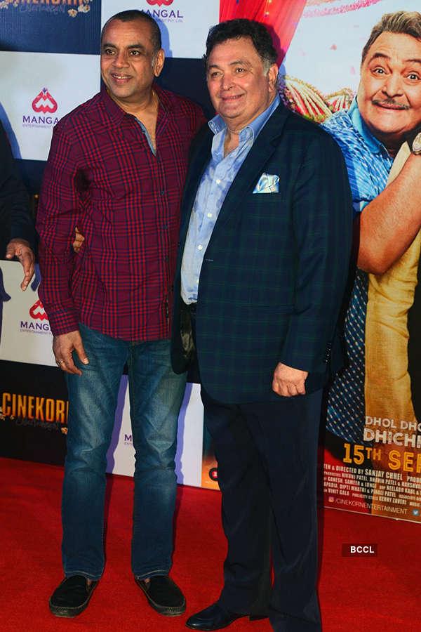 Patel Ki Punjabi Shaadi: Trailer launch