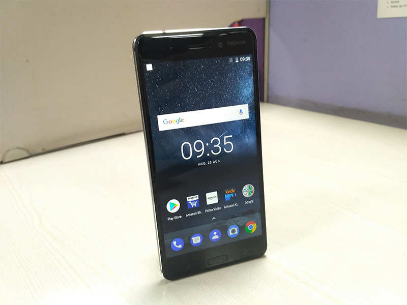 Nokia 6 Review: Offers pure Android experience with good build quality |  Gadgets Now