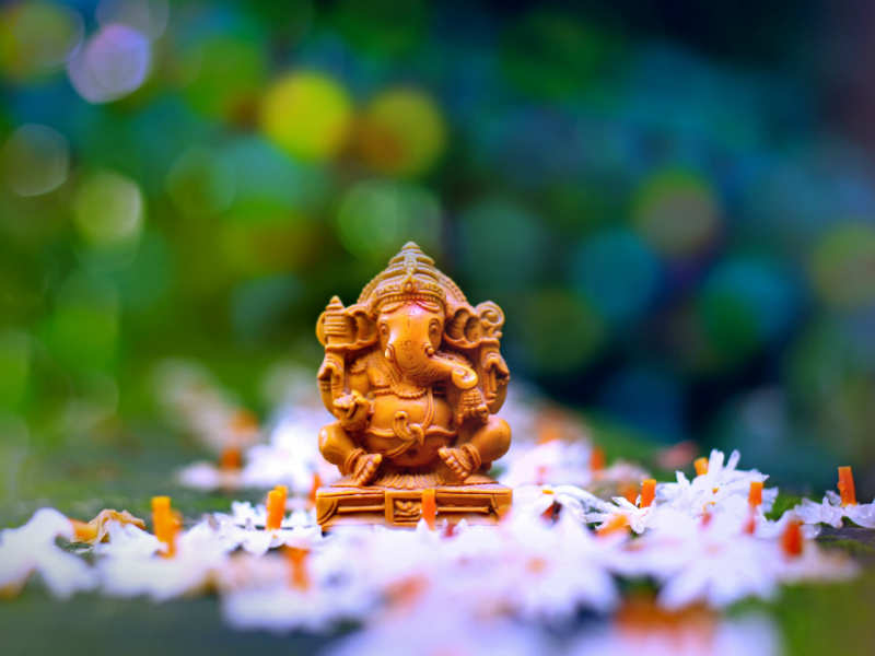 The history behind Ganesh Chaturthi