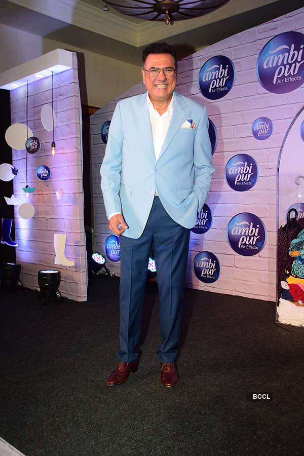 Neha Dhupia and Boman Irani launch new Ambi Pur