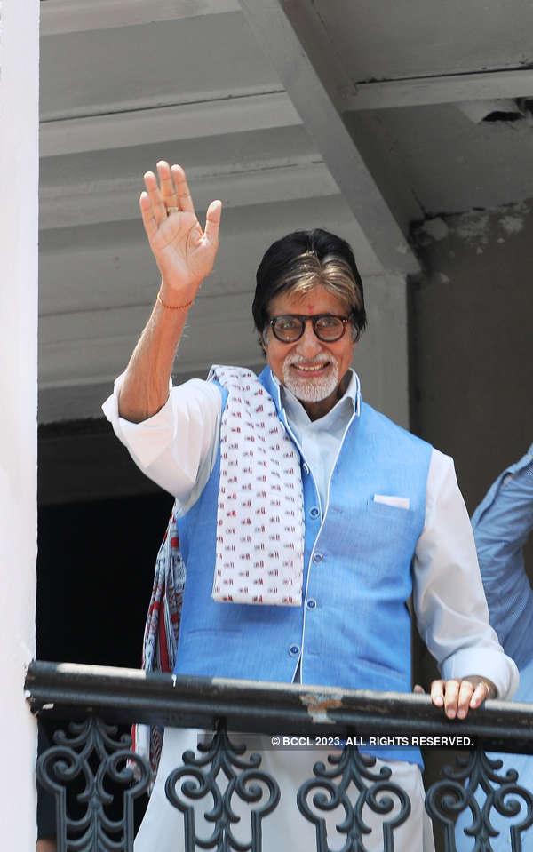 Amitabh Bachchan is back on KBC 9