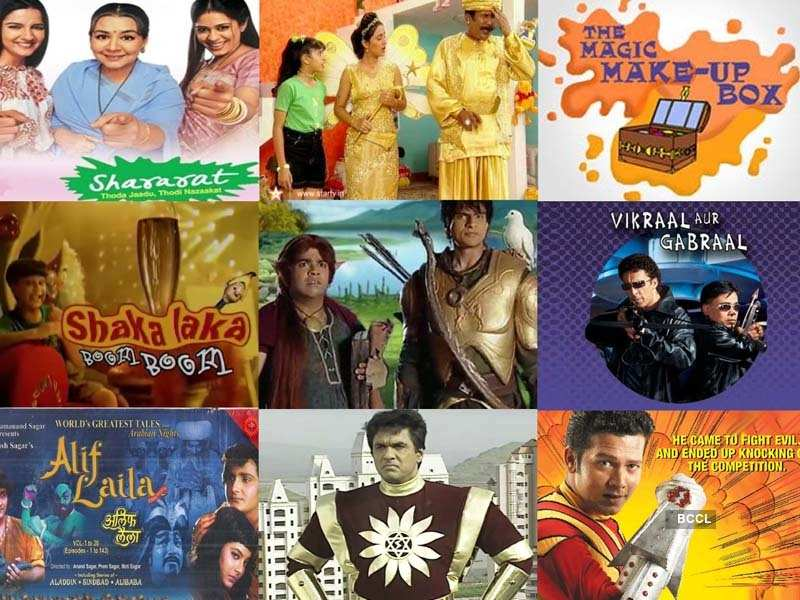 Remember these fantasy shows on TV? | The Times of India