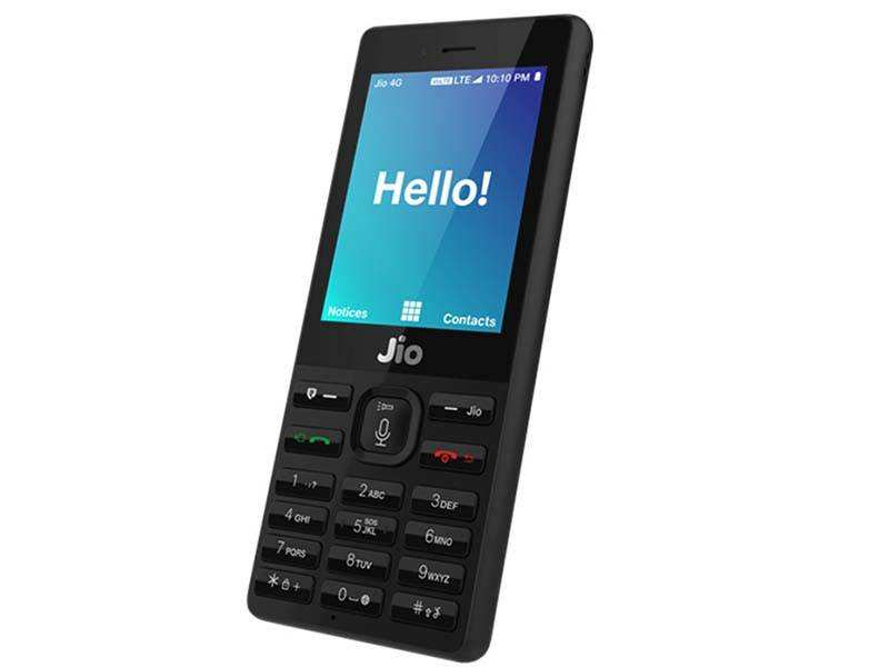Reliance Jio temporarily stops pre-booking of JioPhone - Latest News