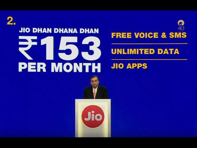 Reliance Jio temporarily stops pre-booking of JioPhone
