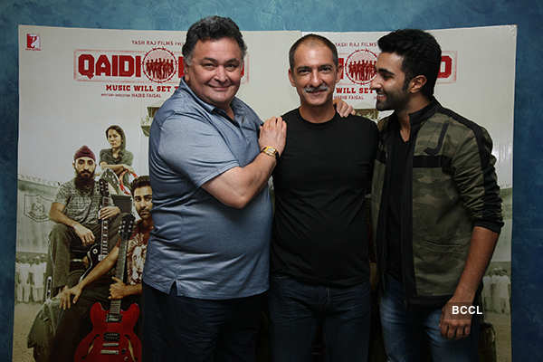 Qaidi Band: Screening