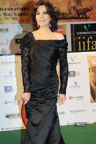 B'wood fashion @ IIFA'10