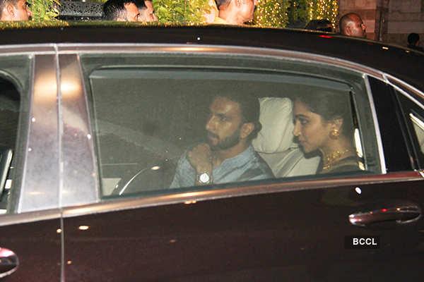 Bollywood celebrities shine at Mukesh Ambani's Ganesh Chaturthi celebrations