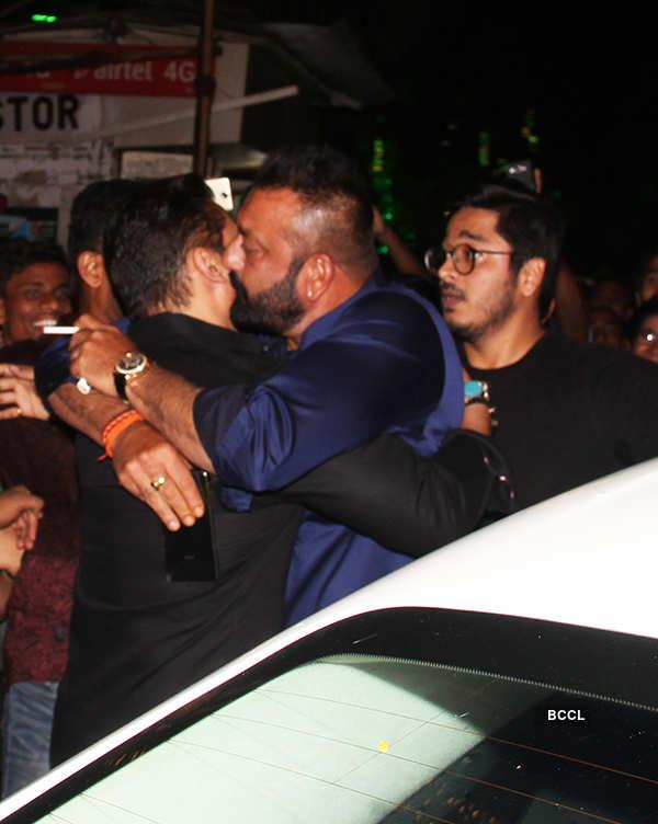 I have no rift with Salman: Sanjay Dutt