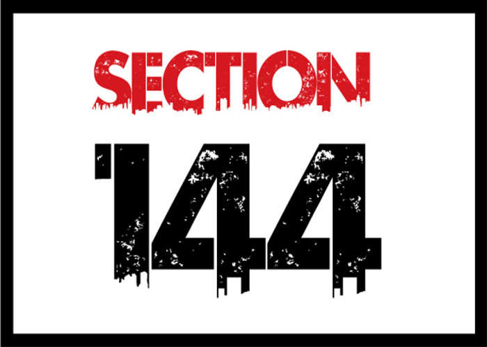 section 144: Latest News, Videos and section 144 Photos
