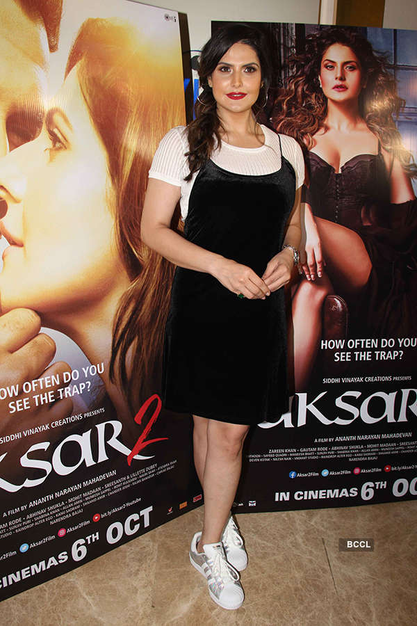 Aksar 2: Trailer launch