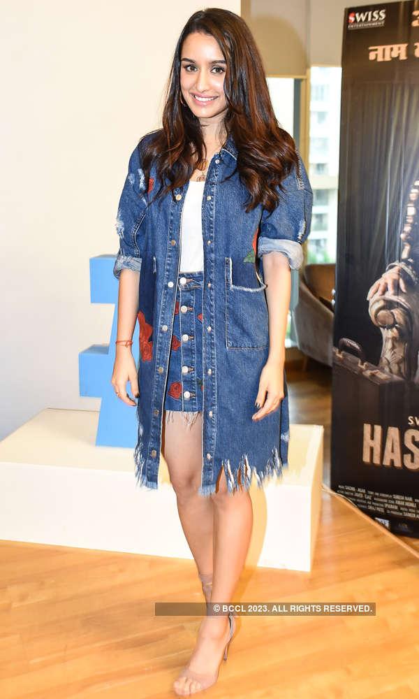 Haseena Parkar: Song Launch