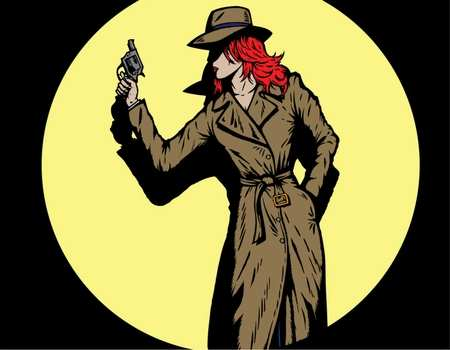 8 fierce female detectives from literature