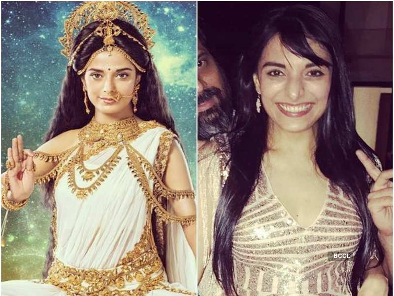 A look at Mahakali actress Pooja Sharma's off screen avatar