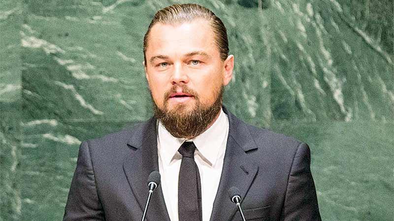 Leonardo DiCaprio foundation donates USD 1 mn for Hurricane Harvey victims