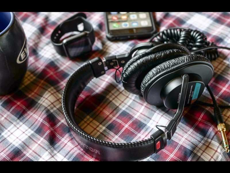 Make any headphones wireless with Bluetooth audio receiver