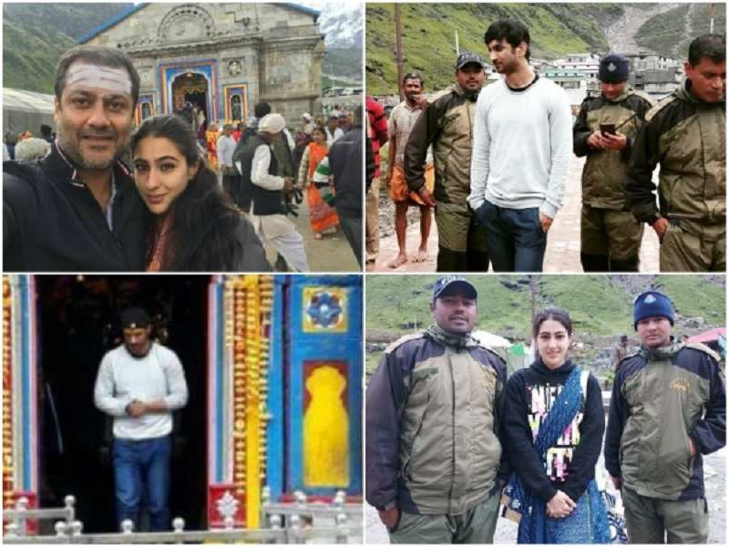 'Kedarnath': Interesting facts about Sara Ali Khan and Sushant Singh Rajput's film