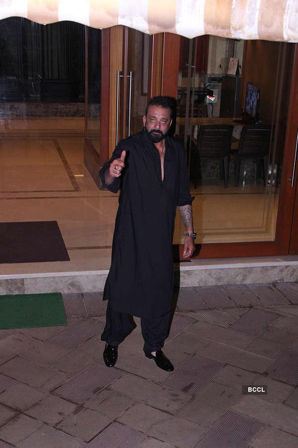 Sanjay Dutt's Eid party