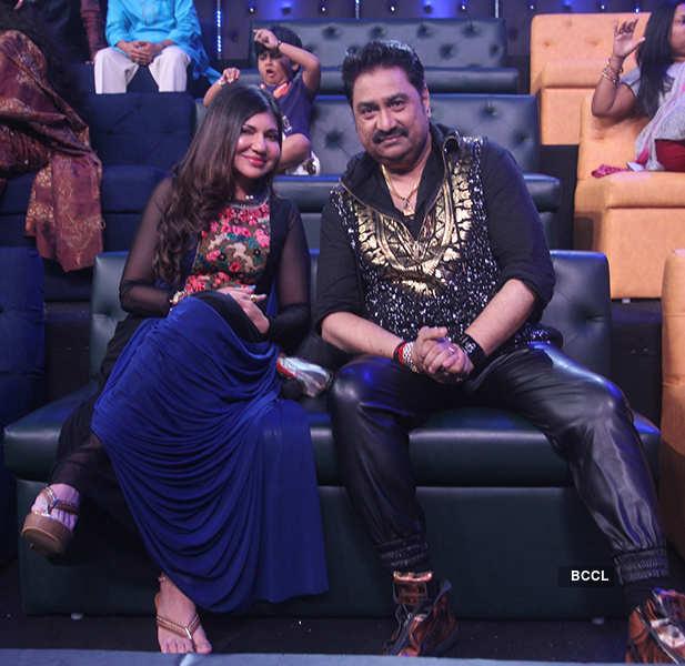 Alka Yagnik and Kumar Sanu