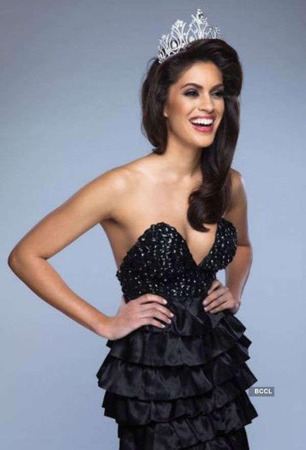 Ariela Machado crowned Miss Universe Paraguay 2017