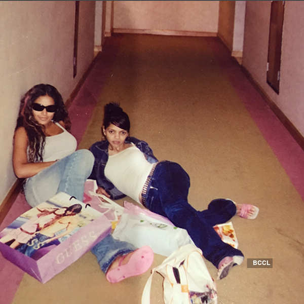 B'wood Stars During Their Modelling Days