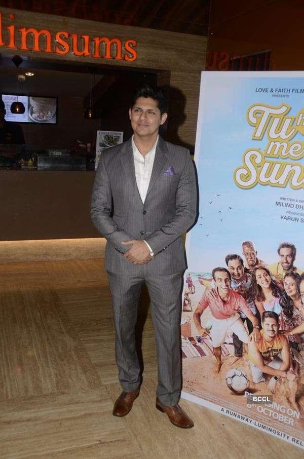 Tu Hai Mera Sunday: Trailer Launch