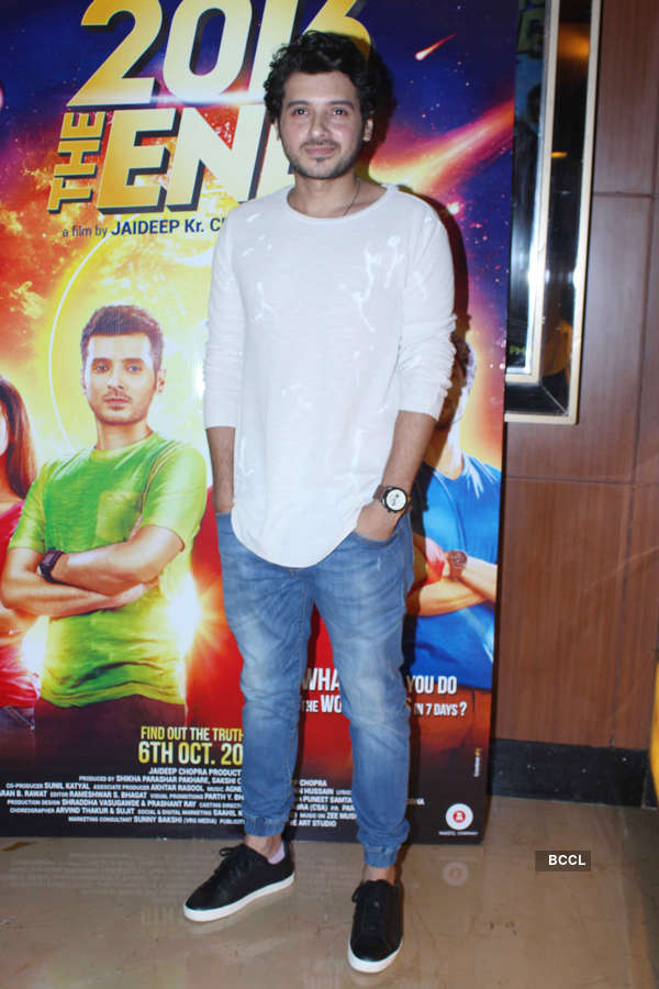 2016 The End: Music Launch