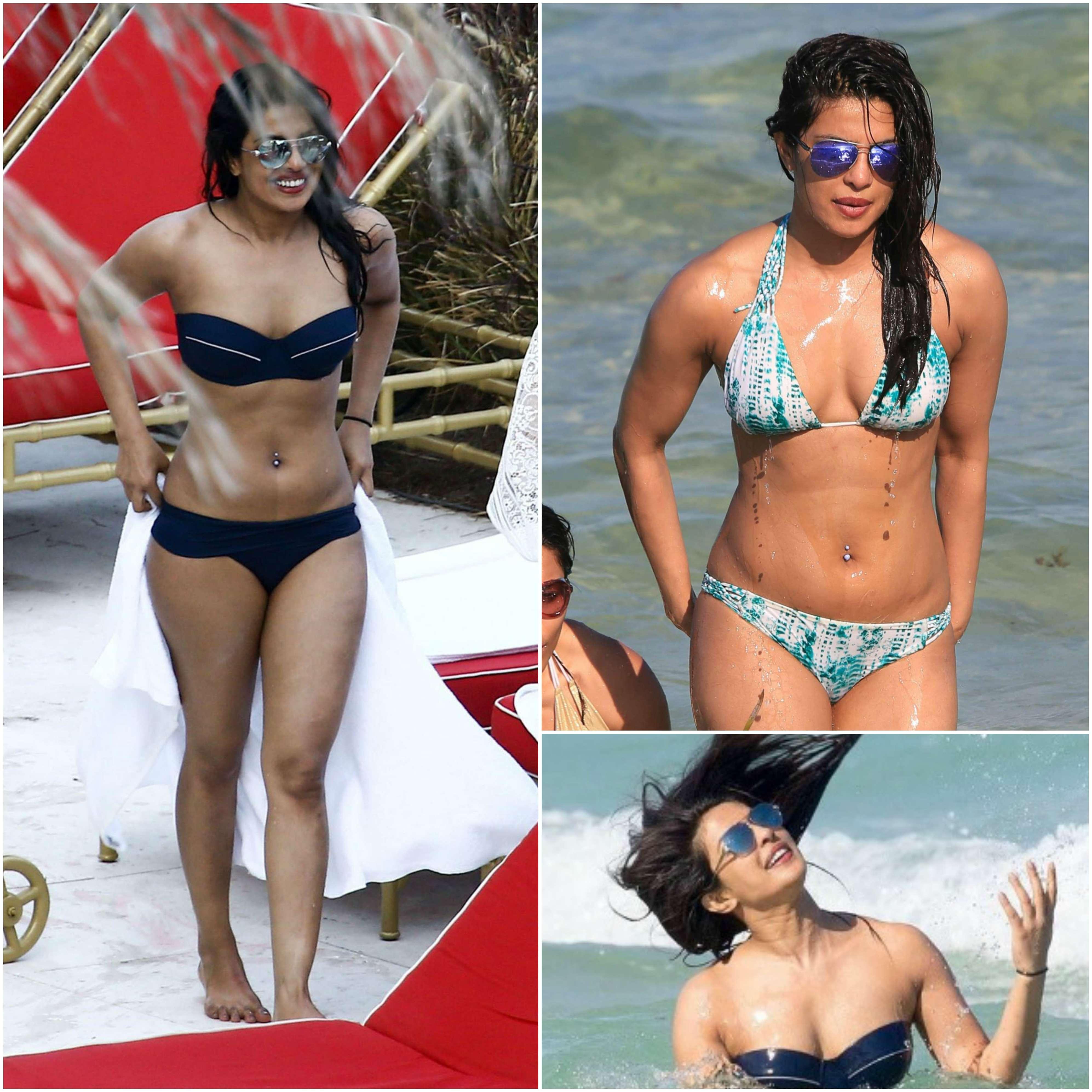 Nude Priyanka Gandhi Best priyanka chopra - bollywood bikini babes of 2017: priyanka chopra
