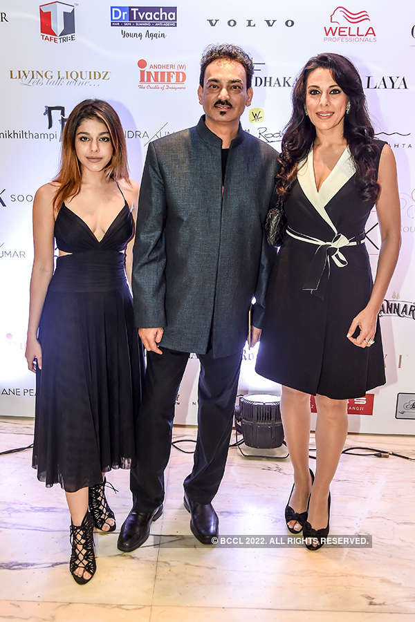 Celebs galore at the BT Fashion Week