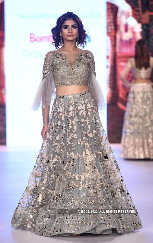 BT Fashion Week: Falguni Shane Peacock