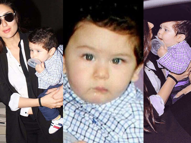 Latest picture of Taimur Ali Khan will make you go 'aww'