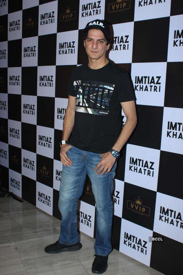 Imtiaz Khatri's birthday party