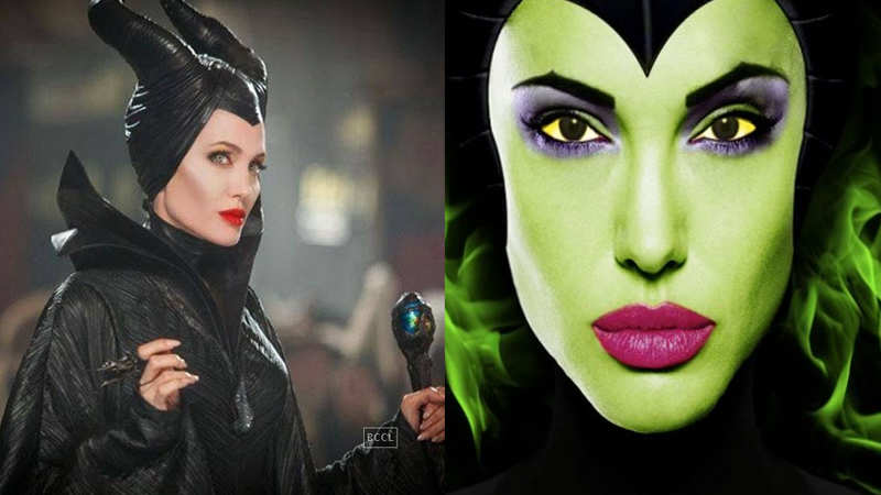 Angelina Jolie reveals she turned to her kids for Maleficent's villainous voice